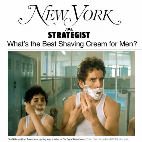 New York Magazine - May 22, 2019 - What's the Best Shaving Cream for Men?
